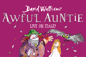 BSC are having an awfully big adventure with David Walliams