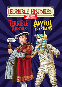 Terrible Tudors & Awful Egyptians