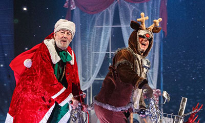 Horrible Histories - Horrible Christmas: Bad Santa and Rudolph