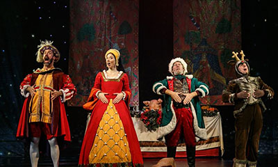 Horrible Histories - Horrible Christmas: Tudor Christmas