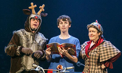 Horrible Histories - Horrible Christmas: Rudolph, Watson and Holmes