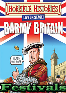 Barmy Britain Festivals