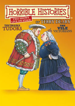 Horrible Histories Tudors and Victorians